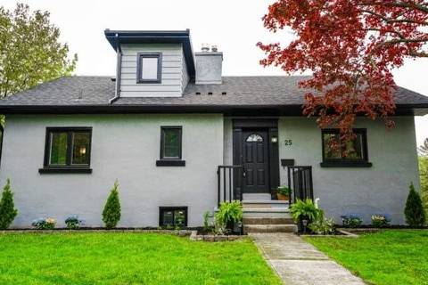 House for sale at 25 Amanda St Orangeville Ontario - MLS: W4698827