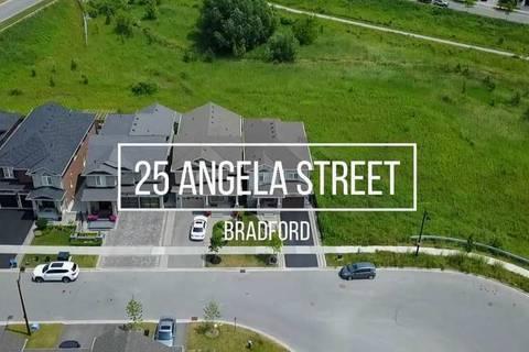 House for sale at 25 Angela St Bradford West Gwillimbury Ontario - MLS: N4509437