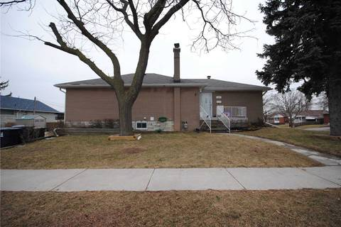 House for rent at 25 Arbutus Cres Toronto Ontario - MLS: E4556629
