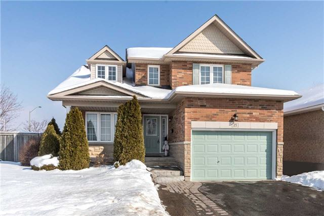 For Sale: 25 Argent Street, Clarington, ON | 3 Bed, 4 Bath House for $679,000. See 20 photos!