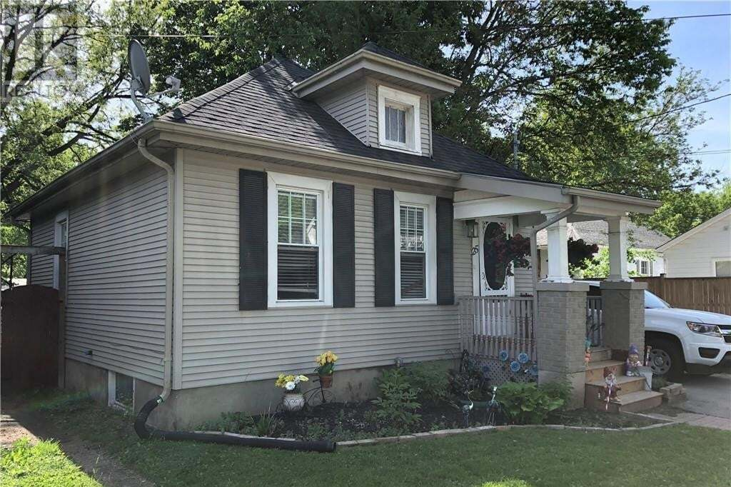 House for sale at 25 Argyle St London Ontario - MLS: 263596