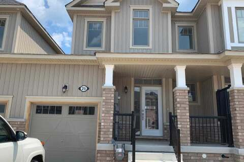Townhouse for rent at 25 Bailey St Collingwood Ontario - MLS: S4800863