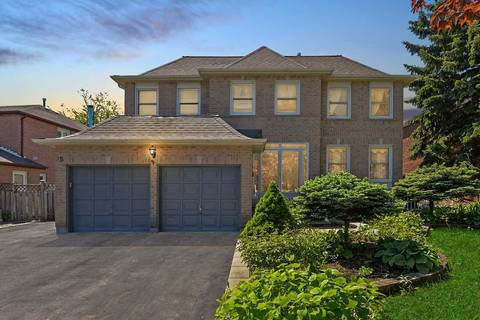 House for sale at 25 Baycliffe Rd Markham Ontario - MLS: N4477373