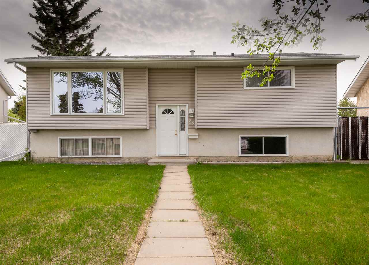 For Sale: 25 Beechmont Crescent, Spruce Grove, AB | 5 Bed, 2 Bath House for $319,900. See 26 photos!