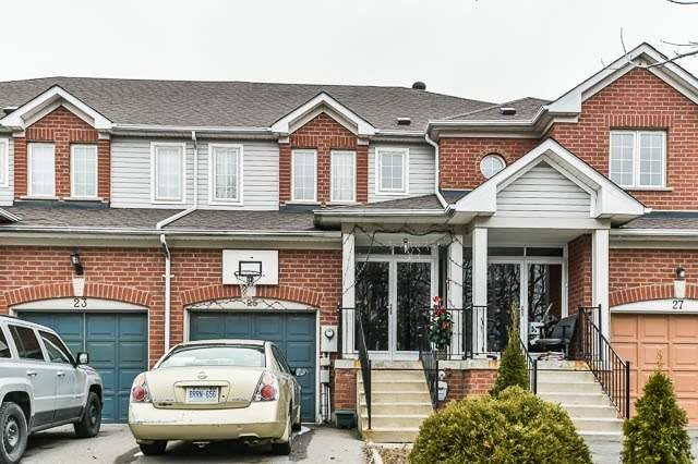 For Sale: 25 Billingsley Crescent, Markham, ON | 3 Bed, 3 Bath Townhouse for $728,000. See 19 photos!