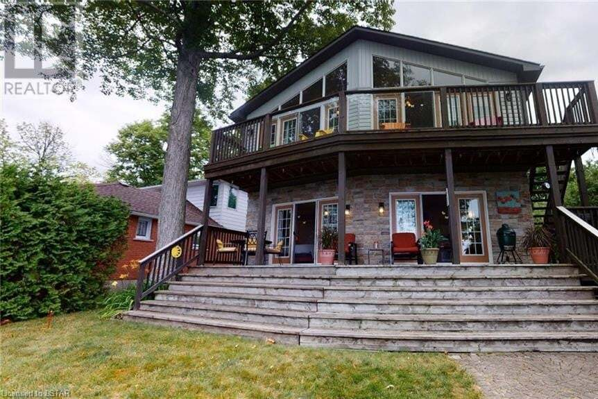 House for sale at 25 Bluewater Dr Goderich Ontario - MLS: 275621