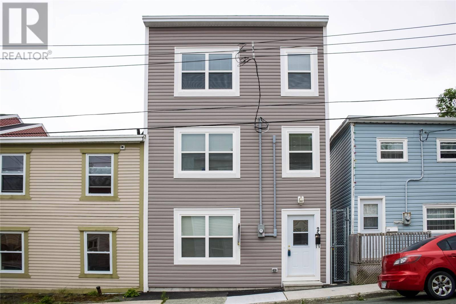 House for sale at 25 Boncloddy St St. John's Newfoundland - MLS: 1206884