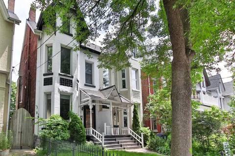Townhouse for sale at 25 Borden St Toronto Ontario - MLS: C4606445