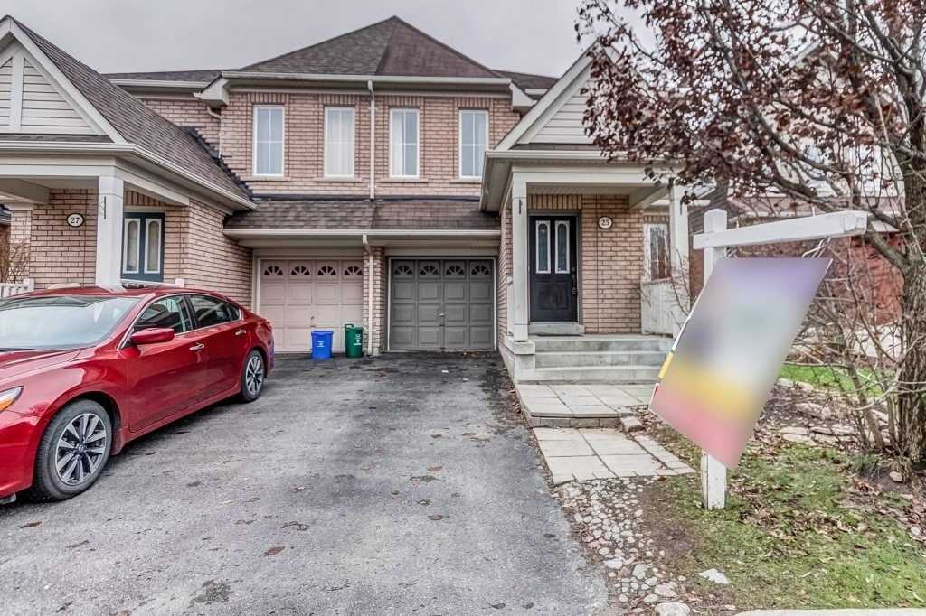 House for sale at 25 Boyd Crescent Ajax Ontario - MLS: E4313517