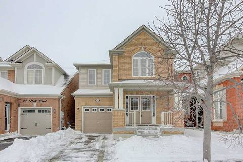 House for sale at 25 Brill Ct Whitchurch-stouffville Ontario - MLS: N4671724
