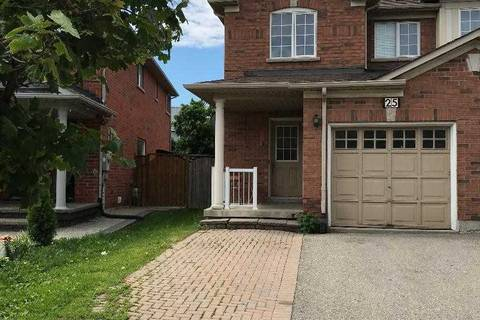 Townhouse for sale at 25 Camino Dr Vaughan Ontario - MLS: N4488085