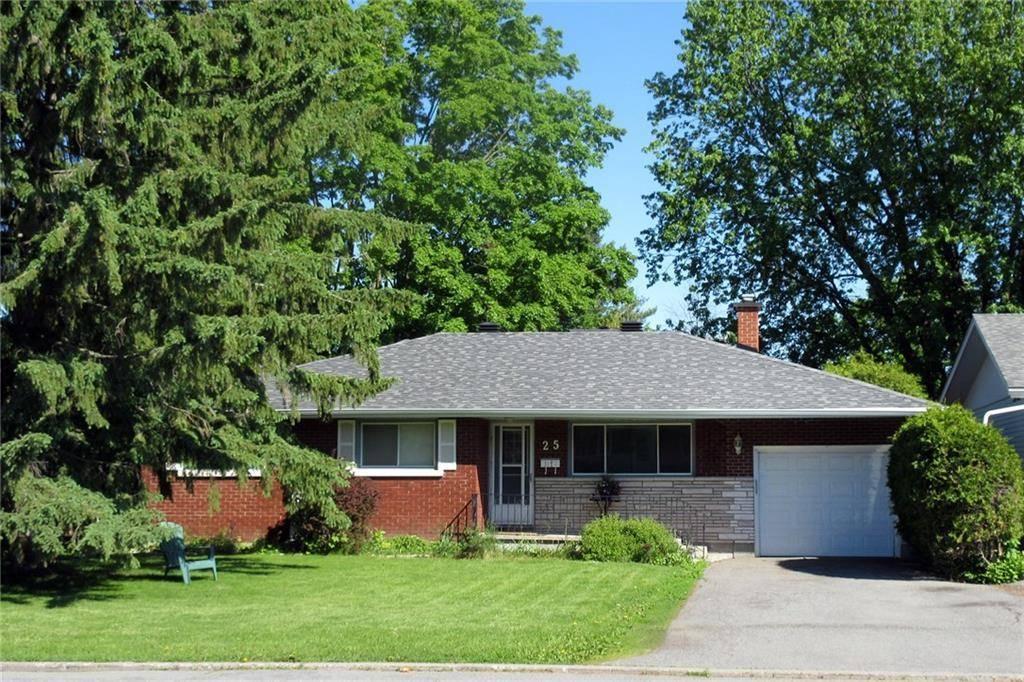 House for sale at 25 Carola St Ottawa Ontario - MLS: 1156685