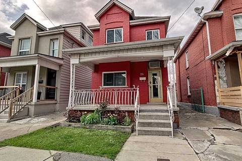 House for sale at 25 Case St Hamilton Ontario - MLS: X4460301