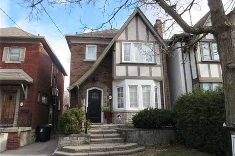 House for rent at 25 Castlewood Rd Toronto Ontario - MLS: C4604442