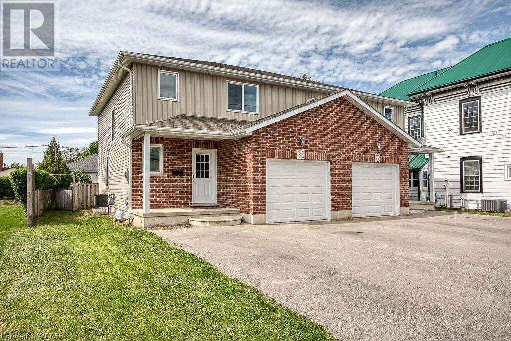 Residential property for sale at 25 Catherine St Ingersoll Ontario - MLS: 261777