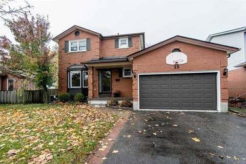 House for sale at 25 Cloverfield St Clarington Ontario - MLS: E4627251