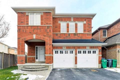 House for sale at 25 Cloverlawn St Brampton Ontario - MLS: W4652434