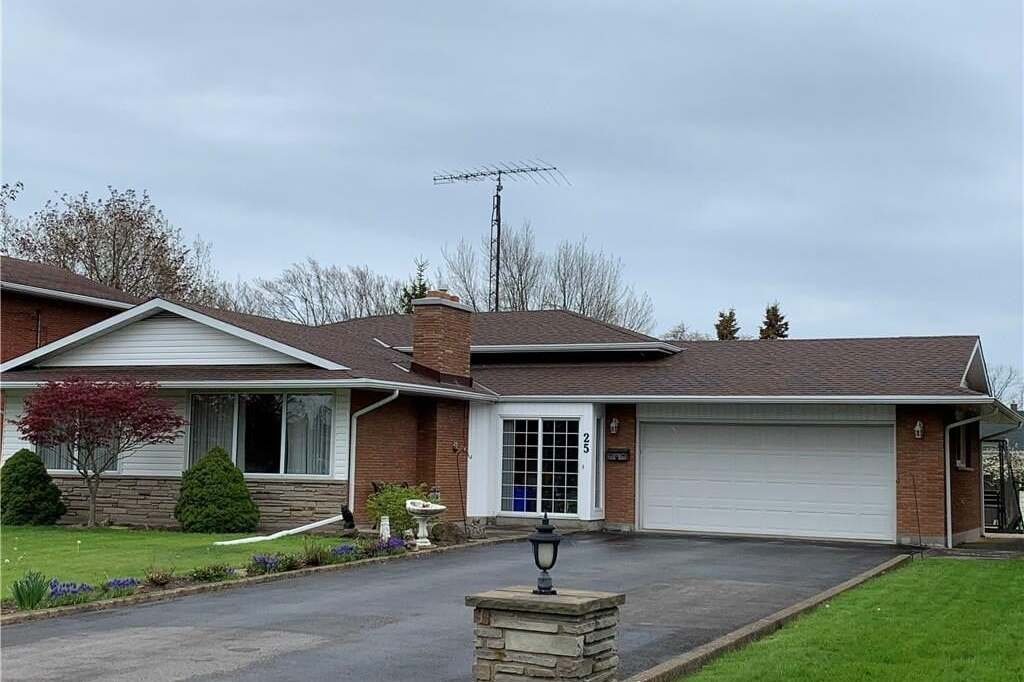 House for sale at 25 Coronation Dr Port Colborne Ontario - MLS: 30807326