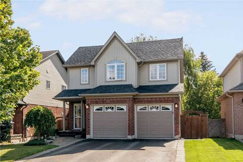 House for sale at 25 Costigan Ct Halton Hills Ontario - MLS: W4592981