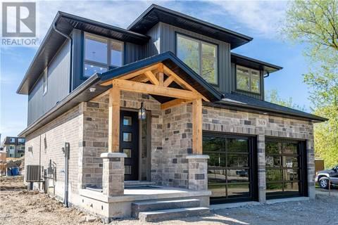 House for sale at 25 Creekside Terrace Pt Fergus Ontario - MLS: 30744993