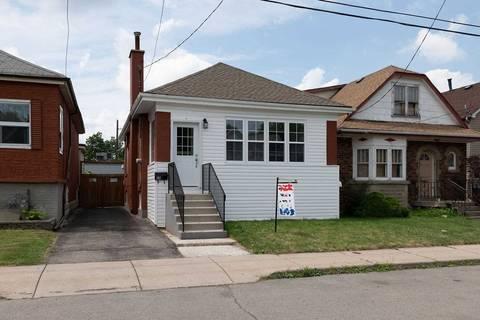 House for sale at 25 Crosthwaite Ave Hamilton Ontario - MLS: X4525196