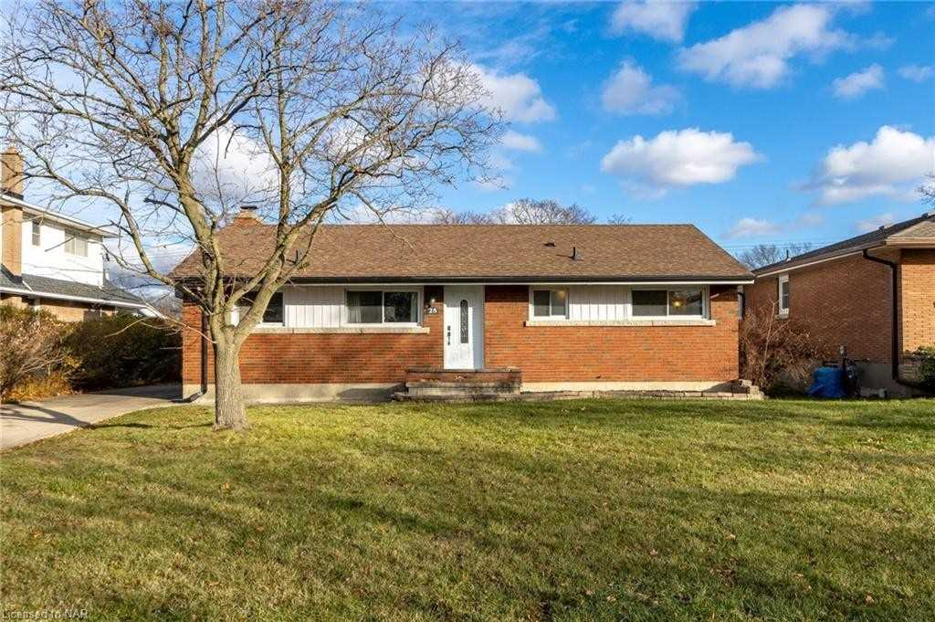 25 Cullen Drive St Catharines Zolo Ca