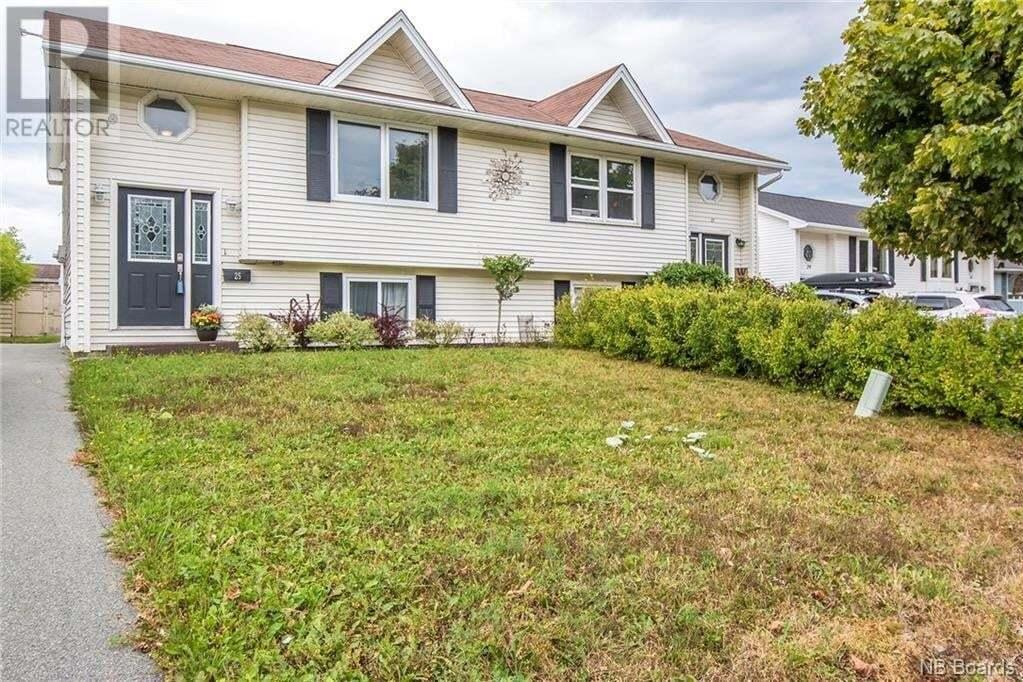 House for sale at 25 Dalila Ct Saint John New Brunswick - MLS: NB048655