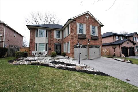 House for sale at 25 Daniel Ct Markham Ontario - MLS: N4415177