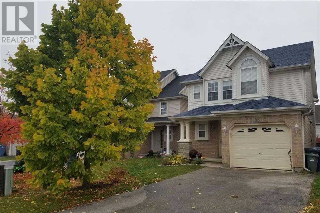 House for sale at 25 Darling Cres Guelph Ontario - MLS: 40024905