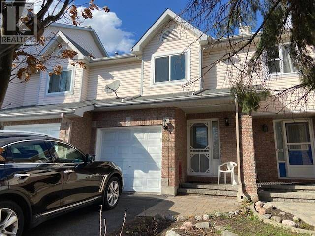Townhouse for sale at 25 Daventry Cres Ottawa Ontario - MLS: 1187391