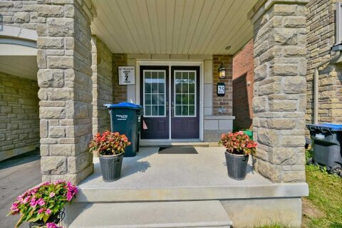 Townhouse for rent at 25 Daylight St Brampton Ontario - MLS: W4966875