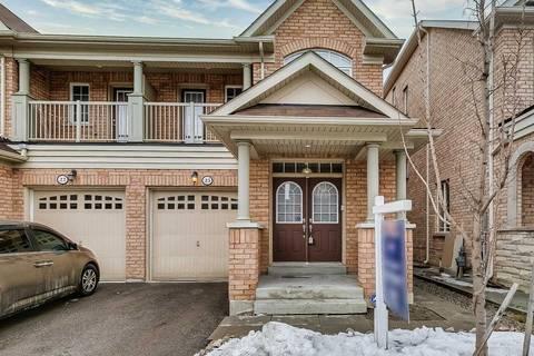 Townhouse for sale at 25 Delambray St Brampton Ontario - MLS: W4703754