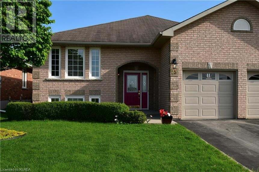 House for sale at 25 Denfield Rd Lindsay Ontario - MLS: 261851