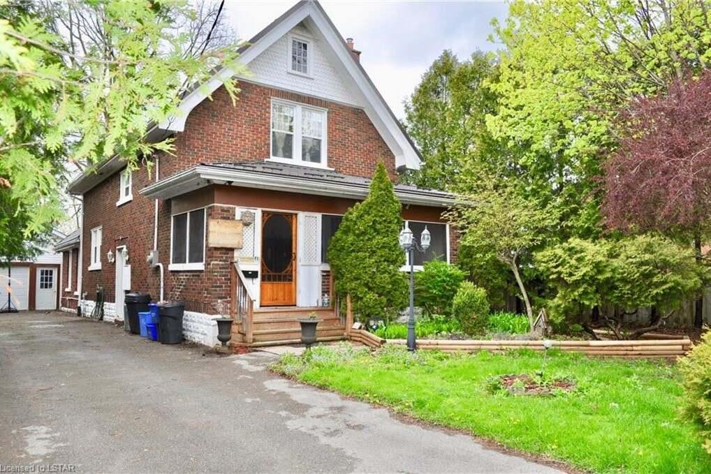 House for sale at 25 Duke St London Ontario - MLS: 259916