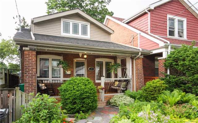 Sold: 25 Dunkirk Road, Toronto, ON