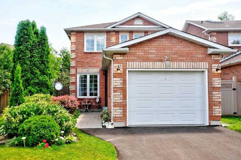 House for sale at 25 Dunsmore Cres Richmond Hill Ontario - MLS: N4520128