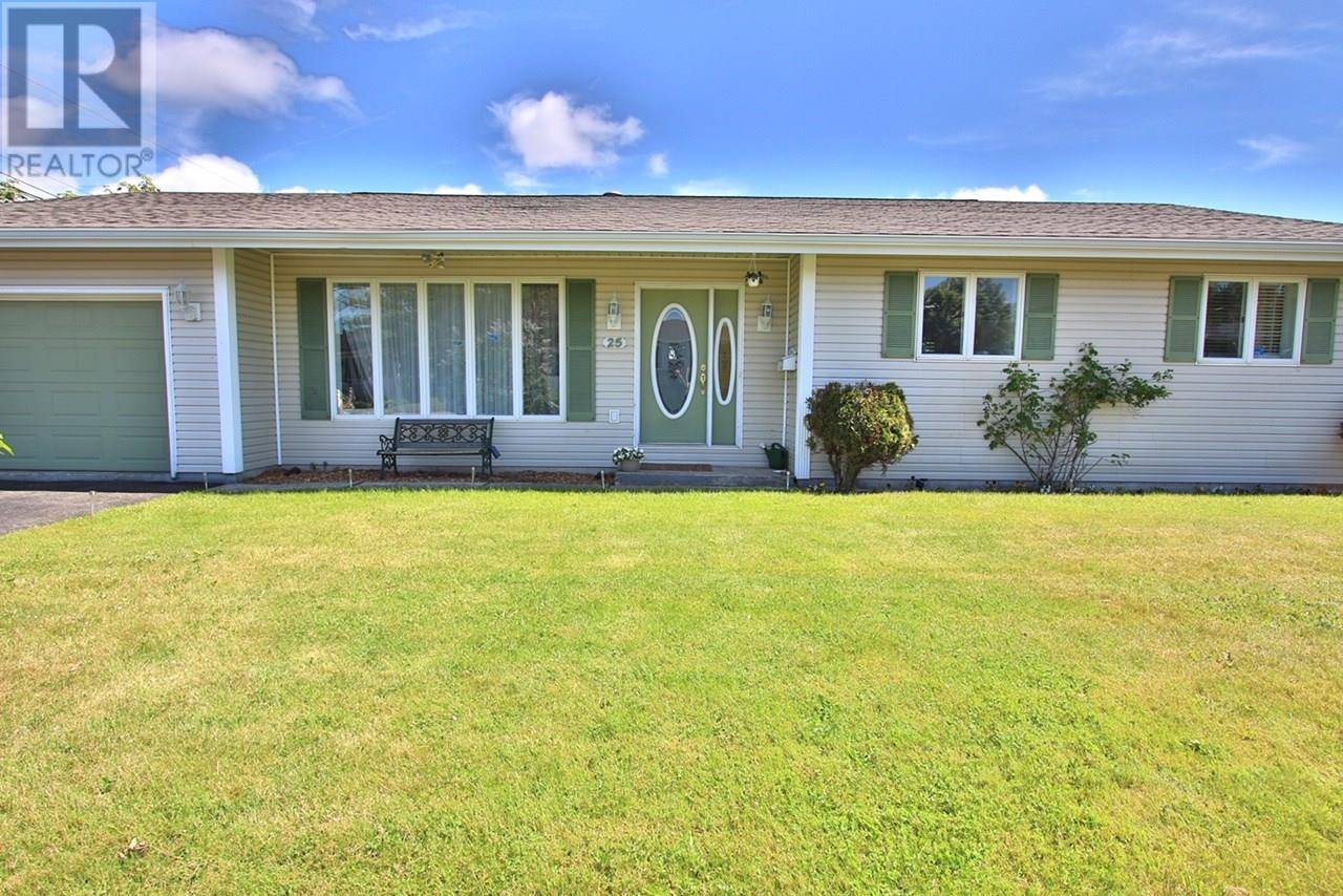 House for sale at 25 Earhart St St John's Newfoundland - MLS: 1205411