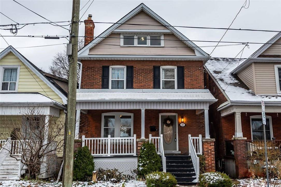 House for sale at 25 21st St East Hamilton Ontario - MLS: H4069044