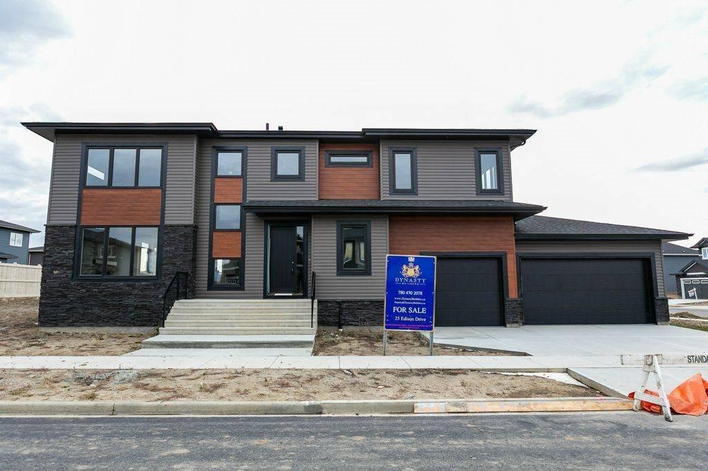 House for sale at 25 Edison Dr St. Albert Alberta - MLS: E4179080