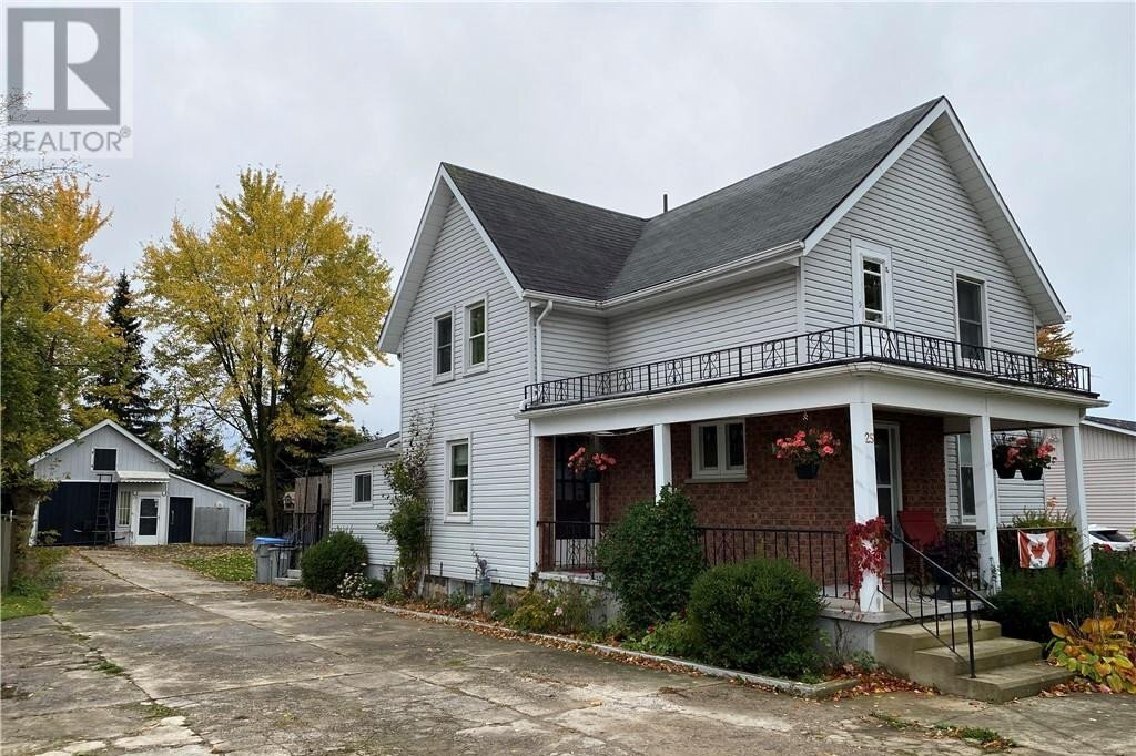 House for sale at 25 Edward St Bluewater Ontario - MLS: 40036690