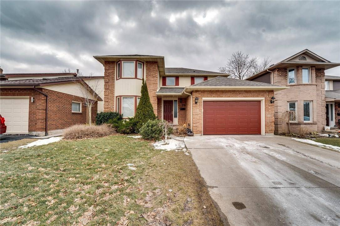 House for sale at 25 Elderwood Dr St. Catharines Ontario - MLS: 30746754