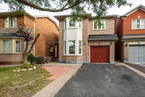 House for sale at 25 Elk St St Brampton Ontario - MLS: W4894736