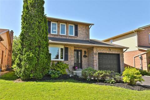 House for sale at 25 Elora Dr Hamilton Ontario - MLS: H4056160