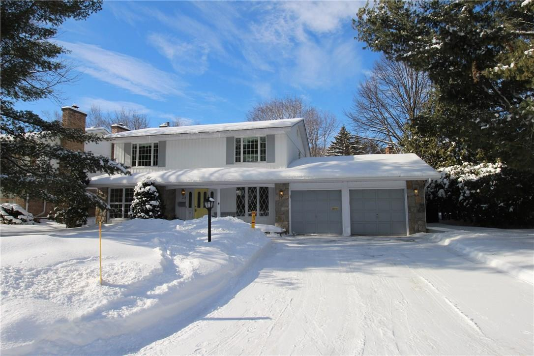 For Sale: 25 Emery Court, Ottawa, ON | 4 Bed, 3 Bath House for $619,000. See 26 photos!