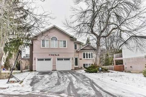House for rent at 25 Emily Carr St Markham Ontario - MLS: N4588323
