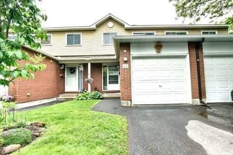 Townhouse for sale at 25 Esterlawn Pt Ottawa Ontario - MLS: 1157139