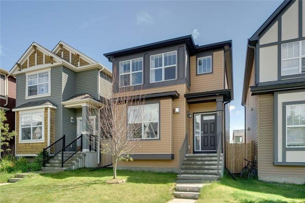 House for sale at 25 Evansridge Ci NW Evanston, Calgary Alberta - MLS: C4304811