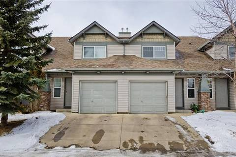 Townhouse for sale at 25 Everstone Pl Southwest Calgary Alberta - MLS: C4290222