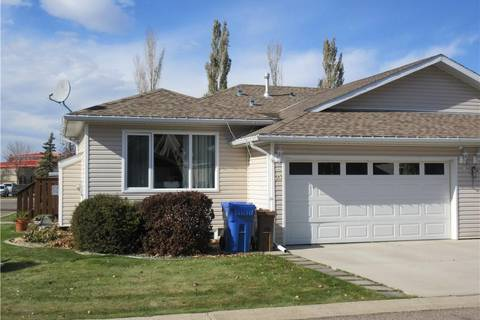 Townhouse for sale at 25 Fairway Village Unit 25 Taber Alberta - MLS: LD0181227