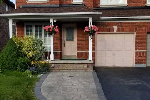 Townhouse for sale at 25 Ferris St Richmond Hill Ontario - MLS: N4524837